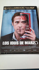 """DVD """"LOS IDUS DE MARZO"""" PRECINTADA GEORGE CLOONEY RYAN GOSLING MARISA TOMEI"""