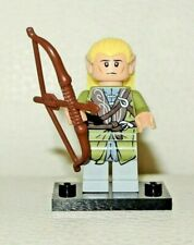 LEGO Lord of the Rings : Legolas - Minifig personnage figurine set 9473 lor015