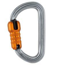 Petzl Bm'D Triact-Lock Aluminum Carabiner M032Aa00