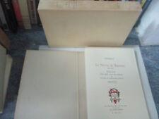 """Diderot """"Le Neveu de Rameau"""" Bois originaux de Remy Lejeune Bibliolâtres 1956"""