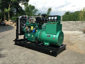 Brand New 30Kw Single Phase 60hz/50hz Diesel Powered Generator Shipped by Sea