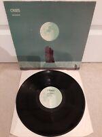 """Mike Oldfield – Crises Vinyl 12"""" LP Album Virgin V2262 1983"""