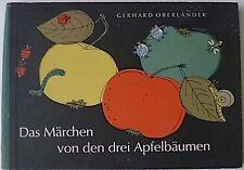 Das Märchen von den drei Apfelbäumen, Märchen, Kinderbücher, Bilderbücher,