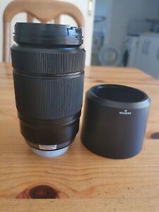 Fujifilm XC 50-230mm f/4.5-6.7 OIS II Lens - new condition