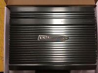 NEW Old School Design US Acoustics LISA 4 Channel amplifier,Amazing SQ,400 watts