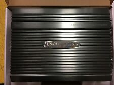 NEW Old School Design US Acoustics LISA 4 Channel amplifier,Amazing SQ,400 watts