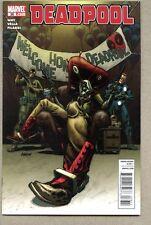Deadpool #36-2011 vf Macho Gomez Daniel Way