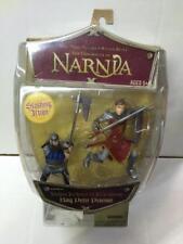 """Narnia KING PETER PEVENSIE Slashing Action Figure 4.5"""" MOC, 2005"""