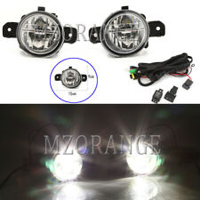 2x LED Fog Light Lamp Wire Harness For Nissan Versa Sentra March NP300 Infiniti