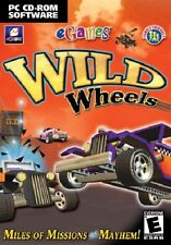 Wild Wheels, PC CD-Rom Game.