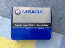 Meade DSI Pro (version1) mono Sony CCD camera, mint and boxed