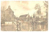 CPSM 91 - Environs d'YERRES - Le Moulin de Senlis