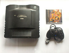 Neo Geo CD Console Konsole + Power Supply + AV Cable + KoF 94 + Controller