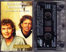 MC Brunner & Brunner - Ich schenke dir Liebe - Ariola - Musikkassette