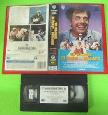 VHS film UN MILIONE DI PAZZI...DOLLARI! 1991 Naftali Alter CANNON (F147) no dvd