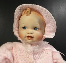 Ashton-Drake She's Sitting Pretty Miracle of Life Collection Retired 93683