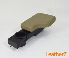 BMW Z3 M Roadster Coupe Leather Armrest Cupholder Cup holder! Beige Leather! 2C