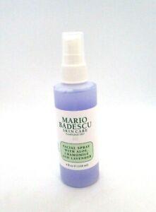 Mario Badescu Skin Care Facial Spray With Aloe Chamomile And Lavender ~ 4 oz ~