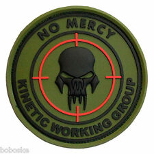 Patch  ***No Mercy*** (60mm)