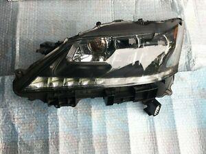 LEXUS GS450H TRIPLE BEAM LED LEFT DRIVER SIDE HEADLIGHT OEM 2013-2015 DAMAGED