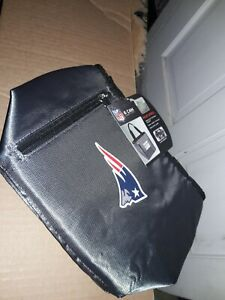 New England Patriots  football  6 can Lunch Tote  Cooler Bag Coleman Pats NFL