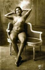 A4 Vintage 1920's Art Deco Pretty Nude Girls ..Victorian/Edwardian Beauties 223
