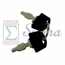 Ignition Switch Key For Duromax Xp4400e Xp4400eh Xp5500e Xp5500eh Gas Generator