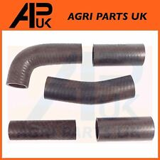 Massey Ferguson 35 35X Tractor Perkins A3.152 Radiator Rubber Pipe Hose Kit 5pc