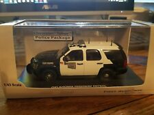 First Response Police 1:43 Oklahoma Highway Patrol Chevrolet Tahoe
