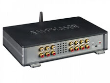 Emphaser EA-D800 8-Kanal Endstufe Verstärker Digital Sound Prozessor DSP KFZ Aut