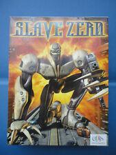 Slave Zero sur PC. Boite carton. Big Box. Version française. +1 jeu PC cadeau.