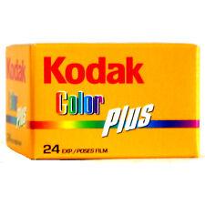 KODAK COLOR PLUS 24 EXP 36 mm ISO 200 / 24º  - Carrete - Film expired / caducado