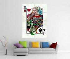 THE JOKER & HARLEY QUINN SUICIDE SQUAD BATMAN GIANT WALL PHOTO PRINT POSTER