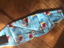Male dog diaper-belly band-wrap-britches-quilted-PUPPY LOVE by angelpuppi