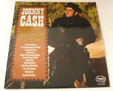 Johnny Cash - I forgot to remember to forget   UK VINYL LP