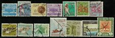 Egyptian Colony #146-159 Complete Set 1962 Used