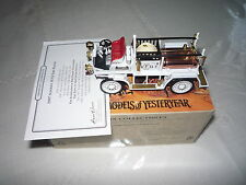 MATCHBOX YFE 21-M 1907 SEAGRAVE AC 53 FIRE ENGINE