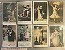Vintage postcards - lot of 8