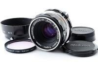 [EXC] Nikon Nikkor-H Auto 50mm F/2 Non-Ai MF Lens from JAPAN 731614