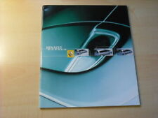 25592) Renault Espace JK Polen Prospekt 2004