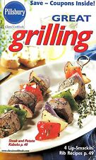 GREAT GRILLING PILLSBURY COOKBOOK MAY 2002 #255 ORANGE-GINGER CHICKEN, RIBS MORE