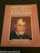 THE GREAT WRITERS #26 SAMUEL BUTLER