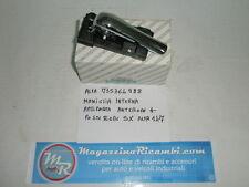 MANIGLIA INTERNA ANTERIORE/POST. SX PER AR 147 RICAMBIO ORIGINALE COD 735364988