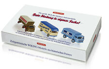 Wiking 099090 H0 LKW Set Alte WIKING Marken