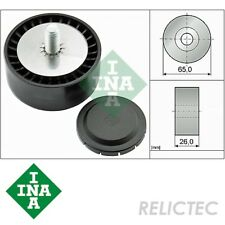 Aux Belt Idler Guide Pulley MB:S205,W205,X253,C253,C205,R172,C,GLC,SLK,SLC