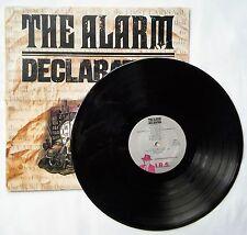 The Alarm - Declaration Vinyl LP - I.R.S. - SP-70608 - Alternative Rock