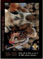 1999 Upper Deck Michael Jordan The Early Years card# 58