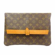 LOUIS VUITTON   Handbag Clutch bag pochette priant Monogram Monogram canvas