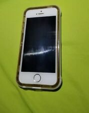 Apple iPhone SE - 64GB - Gold (Unlocked) Smartphone (used in boost mobile)