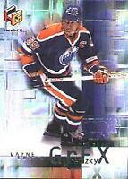 1999-00 Upper Deck HoloGrFx Gretzky GrFx #GG1 Wayne Gretzky - NM-MT